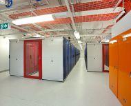 Carrier access floor