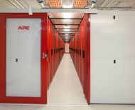 HACS red doors