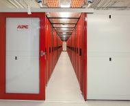 HACS red doors