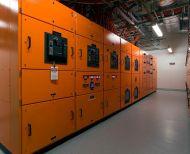 High voltage switch