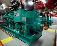 Cummins generator sets